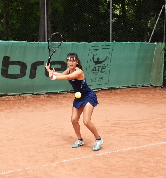 Solarino (ITF) - Lou Adler garde le rythme en Sicile... !