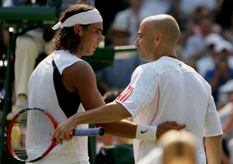 ATP - Andre Agassi : 'Je préfère regarder Nadal de mon canapé...'