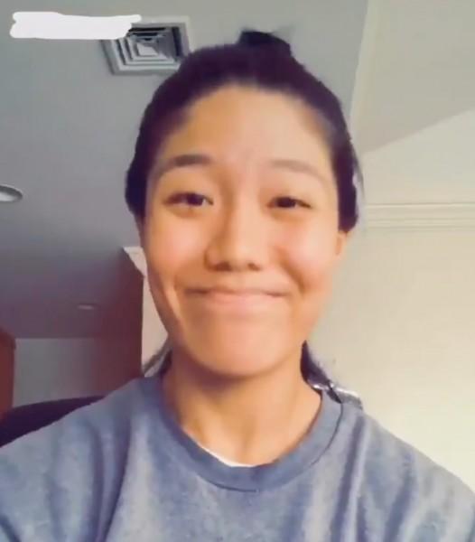 WTA - Kristie Ahn se lance dans les vidéos humoristiques