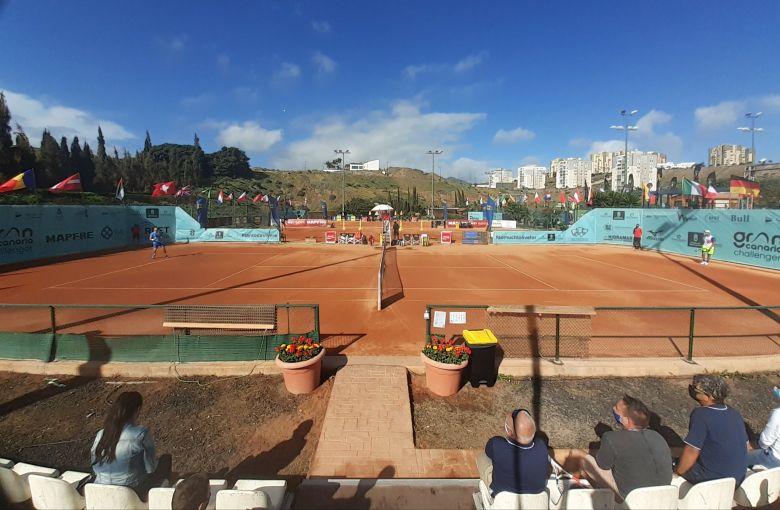 Gran Canaria (CH) - Manuel Guinard se sort des qualifs aux Canaries
