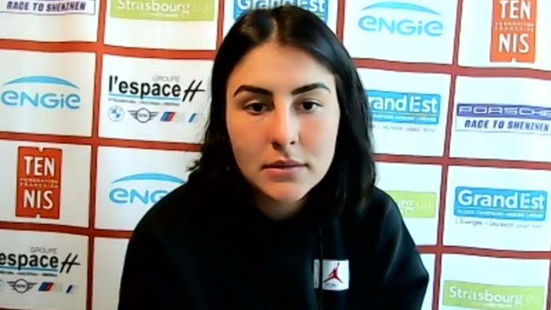 WTA - Strasbourg - Andreescu s'est retirée : 'Je dois être prudente'