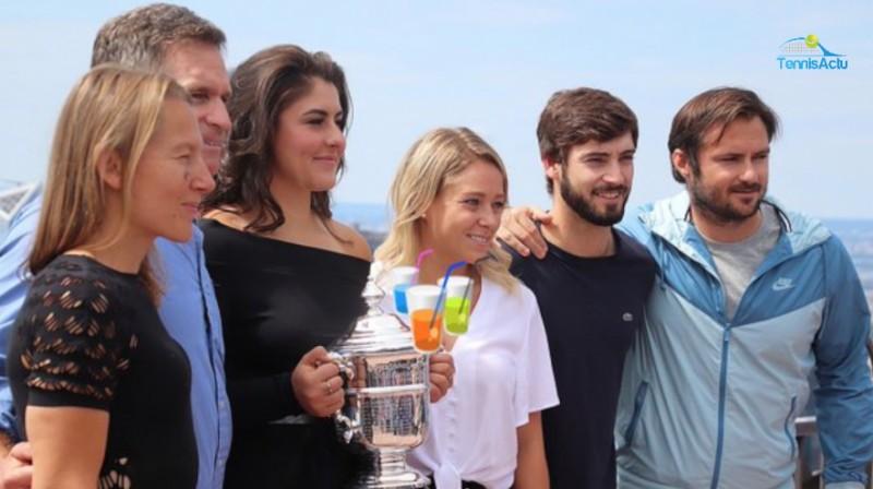 US Open - Dasnières de Veigy : 'On va entourer Andreescu...'