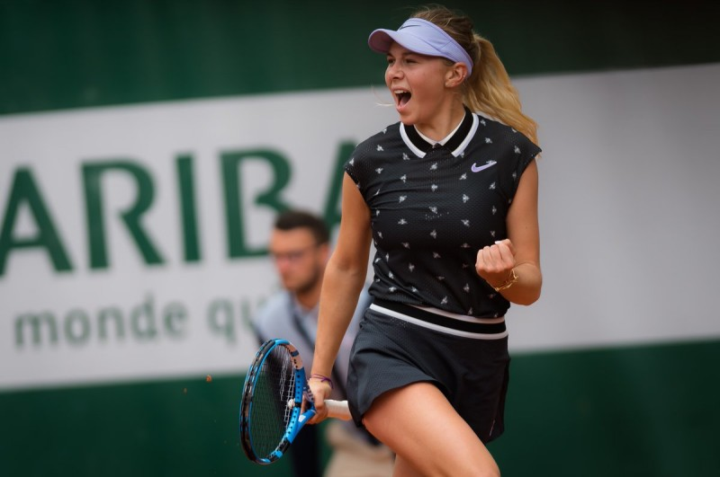 Sponsor - Nike mise très gros sur... Amanda Anisimova !