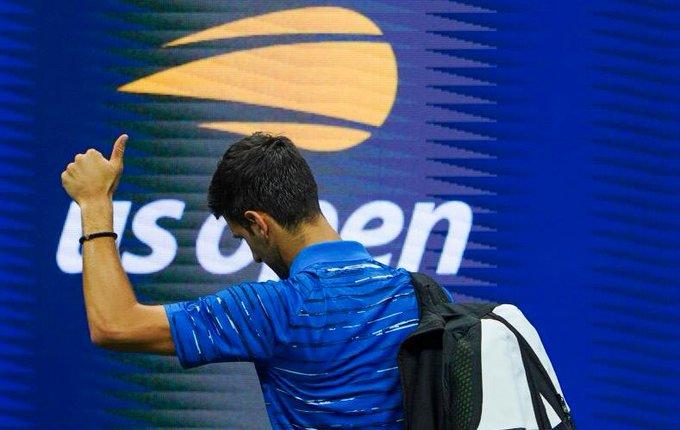 US Open - Novak Djokovic : 'Il faut respecter ma décision'