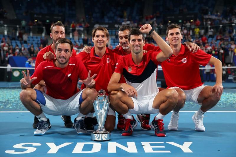 ATP Cup - L'ATP Cup bien plus convaincante que la Coupe Davis ?