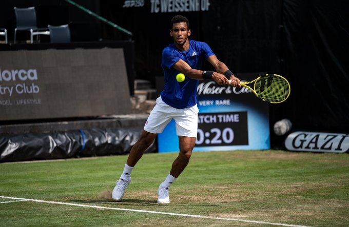 ATP - Stuttgart - Auger-Aliassime en finale de tournoi, c'est 0/8...