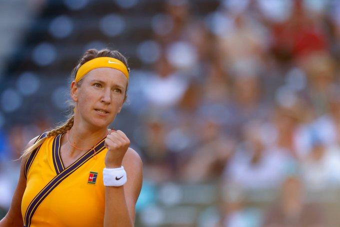 WTA - Indian Wells - Azarenka : 'Devenir une athlète plus efficace'