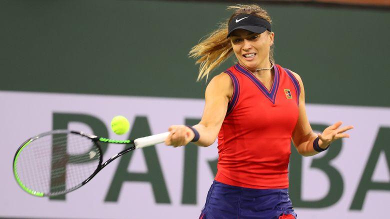 WTA - Indian Wells - Badosa s'est offert Krejcikova... sa 4e Top 10