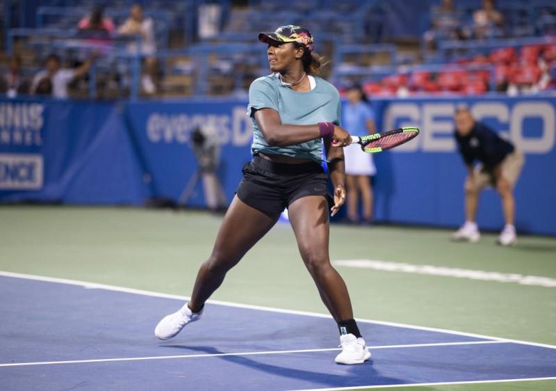 US Open (Q) - La pépite Hailey Baptiste démarre fort !