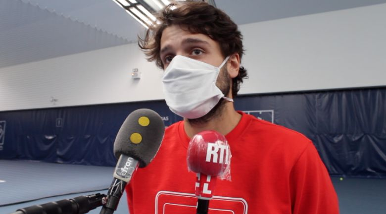 ITW - Greg Barrère : 'On veut y croire à Roland-Garros en septembre !'
