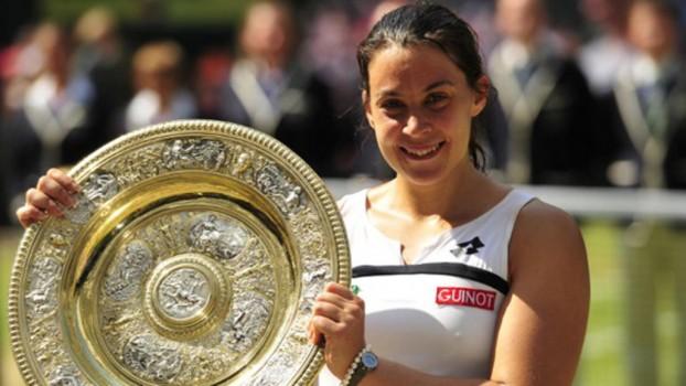 Wimbledon - 6 juillet 2013 : Bartoli rejoignait Mauresmo !