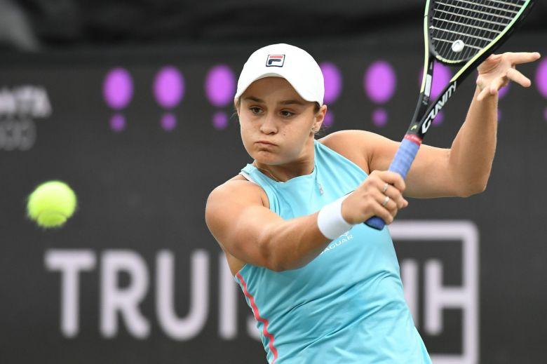 WTA - Stuttgart - Barty et Pliskova s'imposent, Kontaveit sort Kenin
