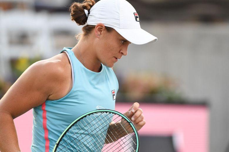 WTA - Charleston - Barty bousculée, Stephens renaît, Cornet cède