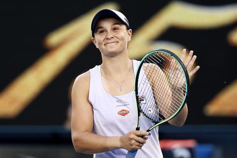 WTA  - Ash Barty : 'Je ne devrais figurer parmi ces championnes...'