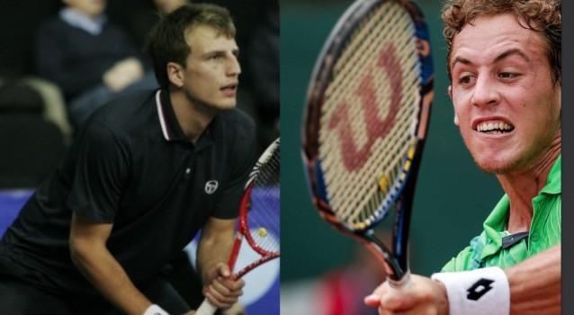 ATP - Carballes Baena et Mirza Basic : 'jumeaux' à l'ATP