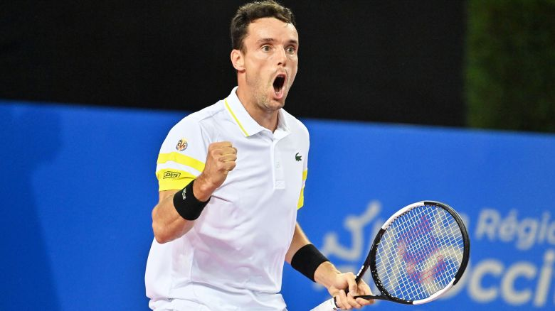 ATP - Montpellier - Bautista l'emporte et rallie la finale avec Goffin