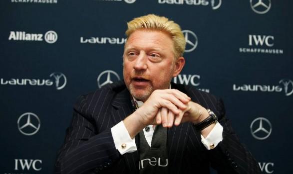 Tennis - En faillite, Boris Becker a donc lancé son académie