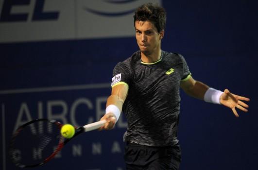 Lucas Pouille prend déjà la porte — ATP Budapest
