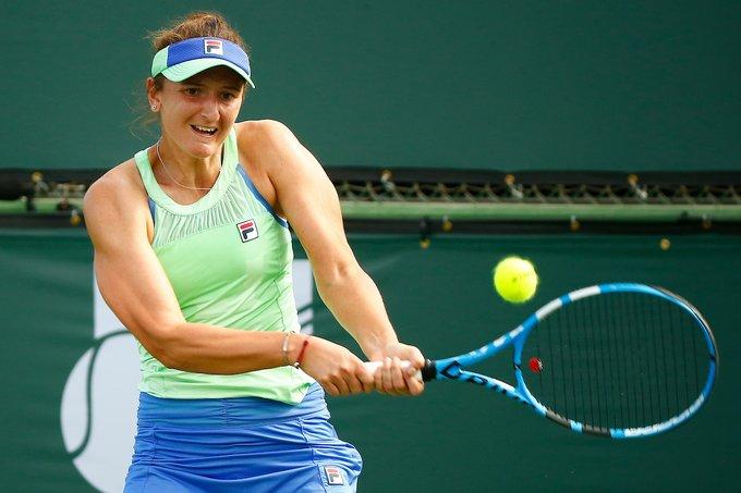 WTA - Gdynia - Burel forfait, Begu favorite d'un tournoi décimé...