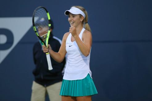 WTA - Cici Bellis, la surprise de 2017 venue d'ailleurs ?