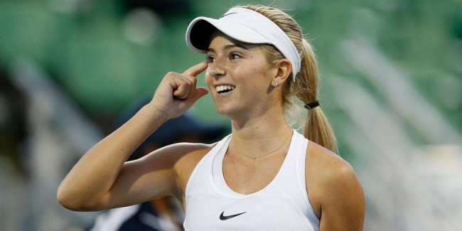 WTA - Cici Bellis décide de passer professionnelle