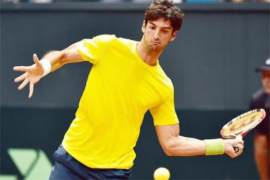 Tunis (CH) - Le Brésilien Thomaz Bellucci verra Roland Garros