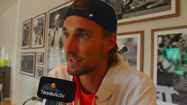 US Open - Ruben Bemelmans : 'Je pense au Top 50 !'