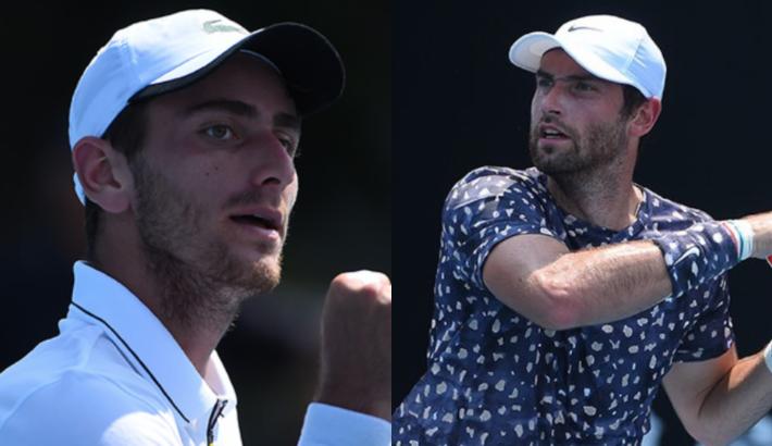 Open d'Australie - Elliot Benchetrit et Halys, dans le grand tableau