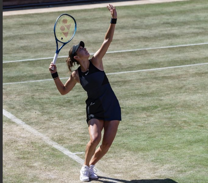 WTA - Berlin - Bencic élimine Cornet, Samsonova surprend Azarenka !