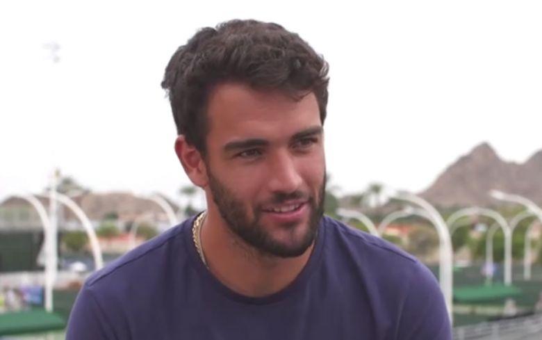 Indian Wells - Matteo Berrettini : 'Je suis mentalement plus fort'