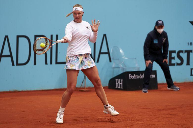 WTA - Madrid - Kiki Bertens va prendre un beau gadin au classement