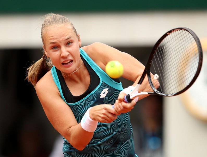 Roland-Garros - Blinkova, toute proche d'une 5e remontada