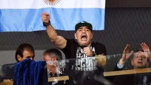 Décès - Maradona à Zagreb... pour la 1ère Coupe Davis de l'Argentine !