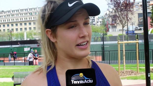WTA - Kuznetsova : 'Eugenie Bouchard ? Elle est surévaluée'