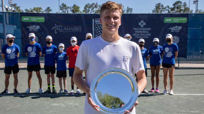 Tallahassee (CH) - Avec un 3e titre, Broosksby est au 166e rang