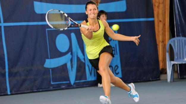 Andrézieux-Boutheon (ITF) - Brouleau battue, Robson OUT
