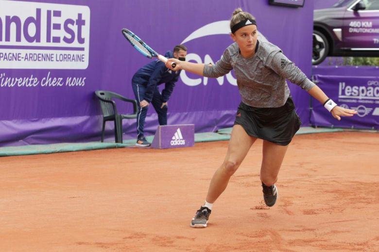 Classement WTA - Clara Burel est Top 100, aucune Bleue top 60 !