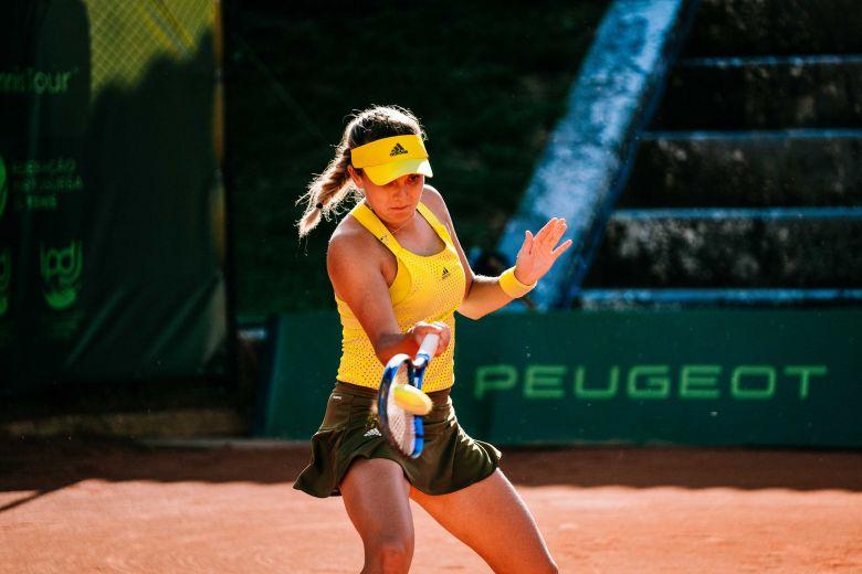 Oeiras (W60) - Clara Burel forfait en finale: 'Incapable de récupérer'