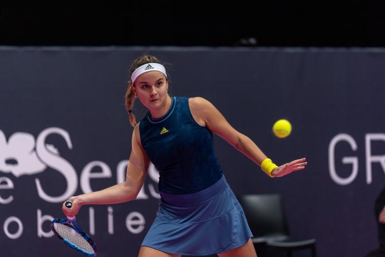 Chicago (CH) - Burel stoppée par la révélation de Wimbledon, Raducanu