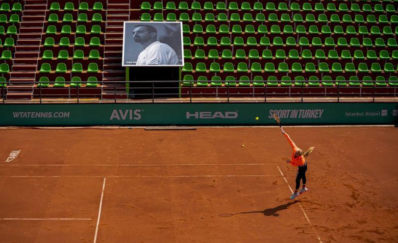 WTA - Istanbul - Ferro a hérité de Martic dans un tournoi endeuillé