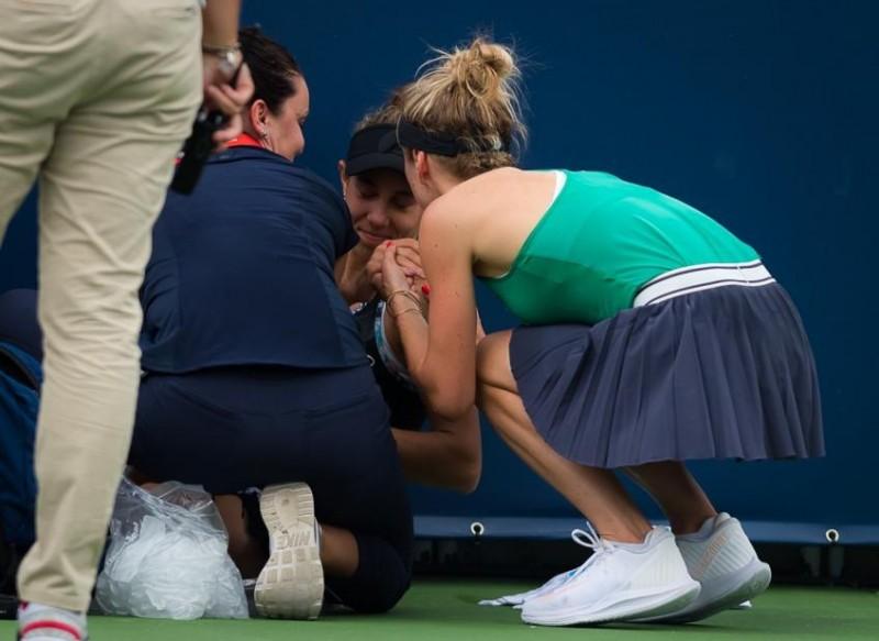 US Open - Mihaela Buzarnescu a déclaré forfait pour l'US Open
