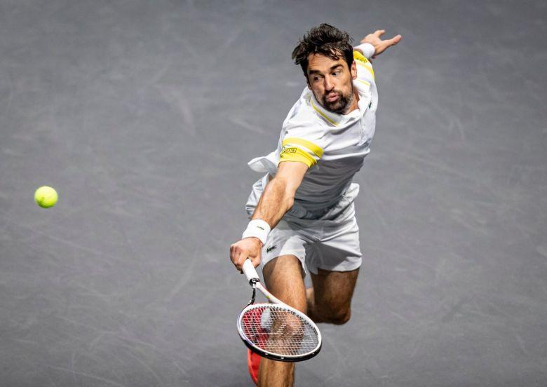 ATP - Rotterdam (Q) - Chardy-Humbert au premier tour, Herbert out