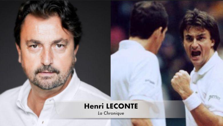 Chronique - Henri Leconte : 'Nous, les médias, on exagère toujours !'