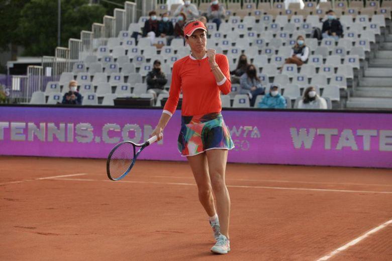 WTA - Strasbourg - Cirstea-Linette en demies, Niemeier épate encore