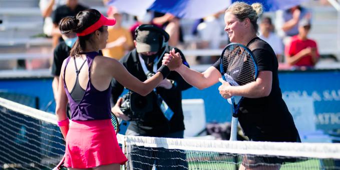 WTA - Chicago - Retour raté pour Clijsters, Garcia et Cornet au tapis