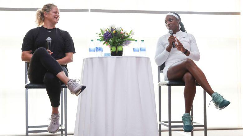 Exhibition - Kim Clijsters a été battue par Stephens pour son retour