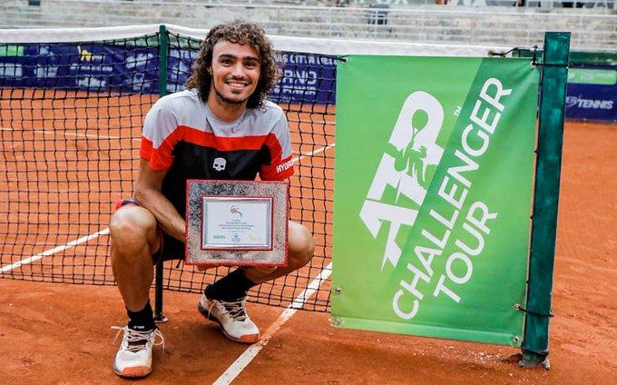 L'Aquila (CH) - Premier Challenger pour Andrea Collarini