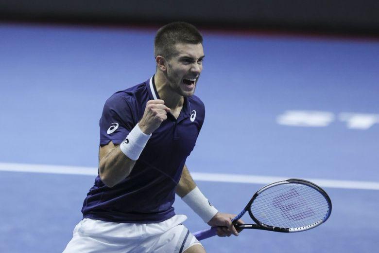 ATP - Rotterdam - Coric survit à Nishikori, Rublev résiste à Chardy