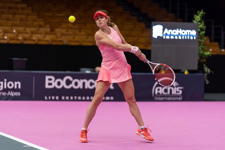<b>WTA</b> - Dubaï - Alizé Cornet passe vite de l&#39;indoor au désert