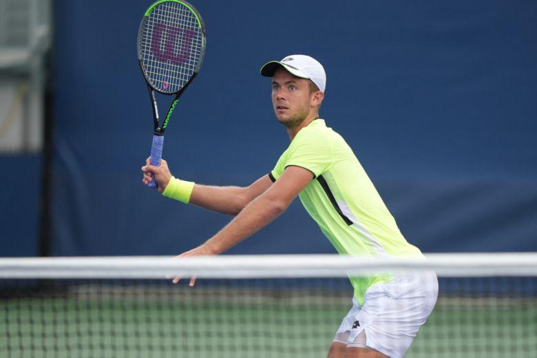 ATP - Indian Wells (Q) - Enzo Couacaud privé de tableau par Maxime Cressy